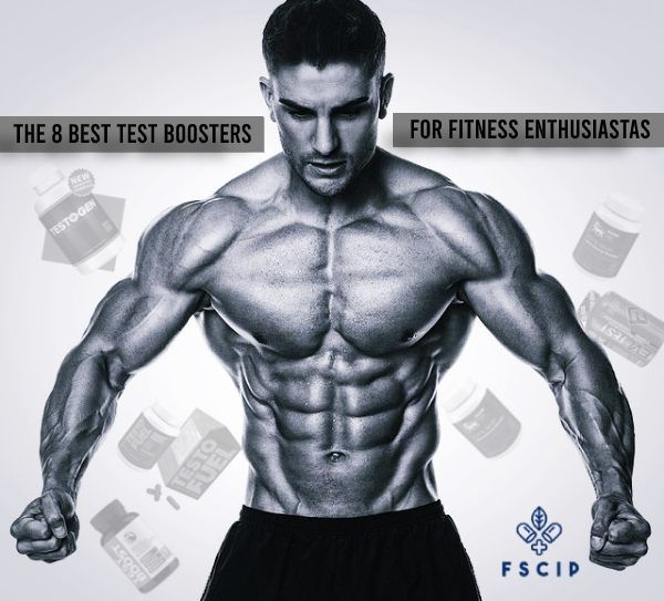 Best testosterone booster products for fitness enthusiasts listed in this article