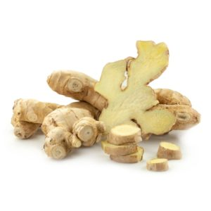 Ginger-the most common ingredient for increasing testosterone