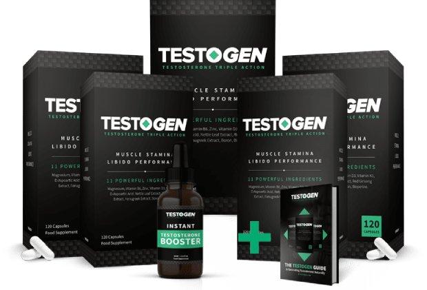 Testogen - Order now