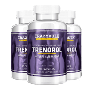 Trenorol - The best legal steroid alternative to trenbolone