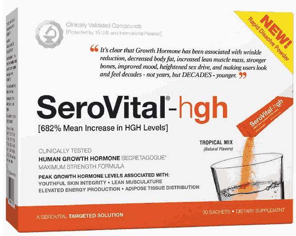 SeroVital hgh supplement