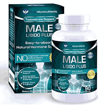 Male libido plus from amazon
