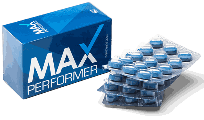 Max Performer - The Best Male enhancement pill on the market in 2020