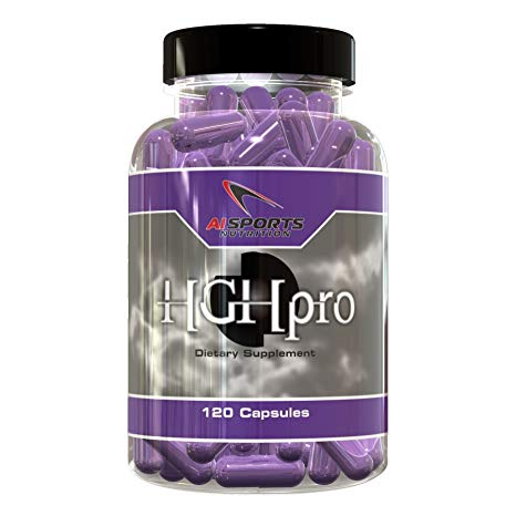 HGH Pro by AISports Nutrition from Amazon