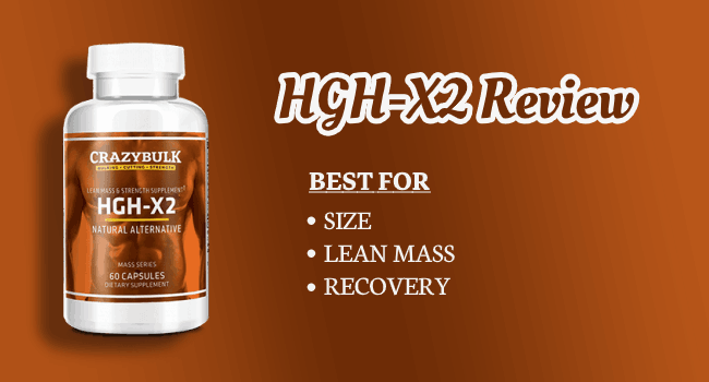 HGH X2 - Alternative to Somatropin