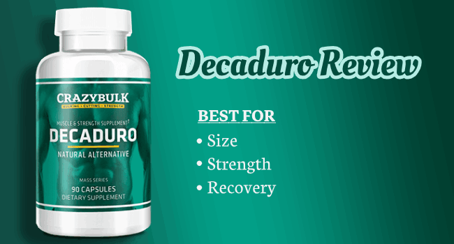 Crazybulk decaduro reviews 2019