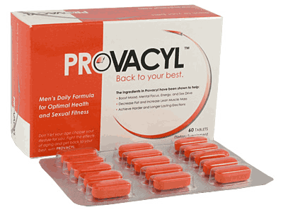 Provacyl growth hormone supplements