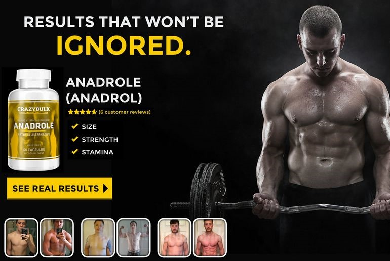 anadrole results