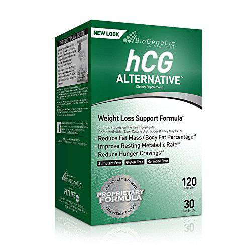 biogetica hcg alternative package