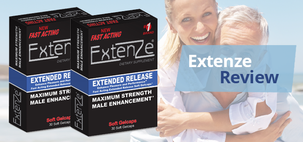 Extenze Weekend 3 Pack