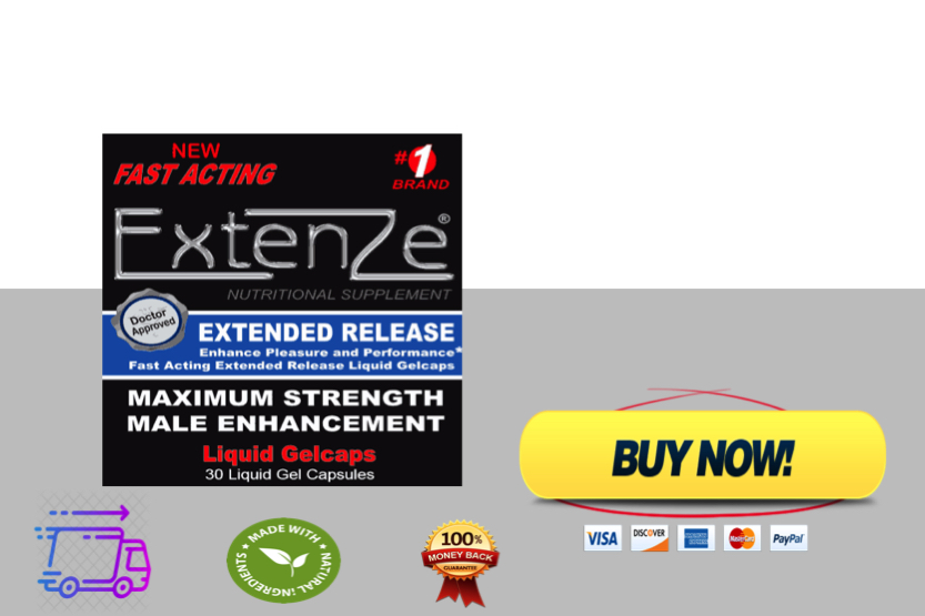 New Extenze Plus