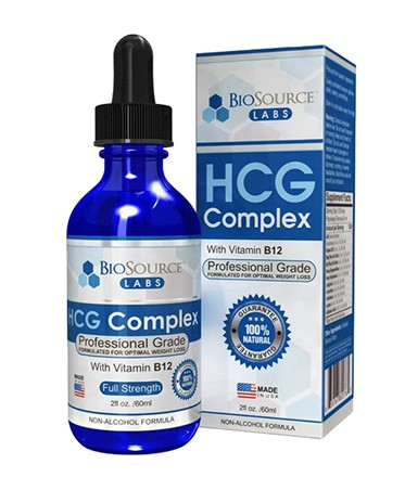 hcg complex-the best hcg drops on the market