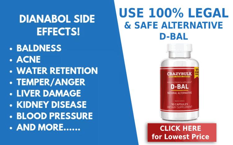 dianabol side effects