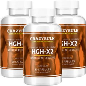 hgh-x2 bottles