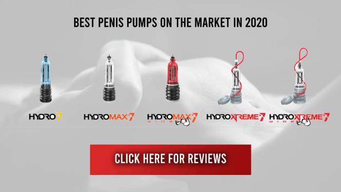 Best Penis Pump Reviews