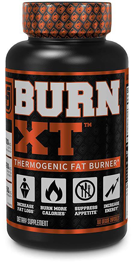 burn XT thermogenic fat burner