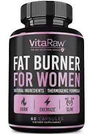 vita raw fat burner for women