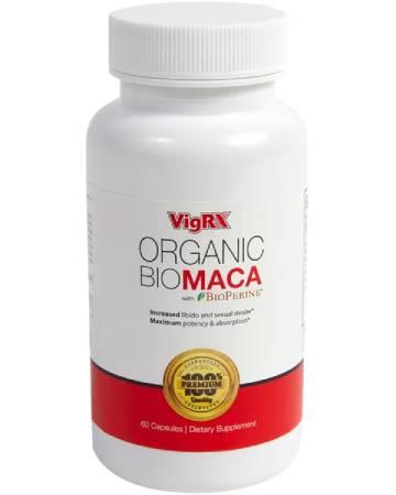 VigRX® Organic BioMaca